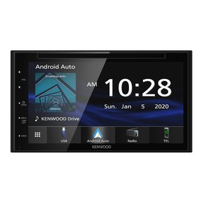 "DDX575 6.8"" Capacitive Screen DVD Receiver with Car Play, Android Auto, Bluetooth"