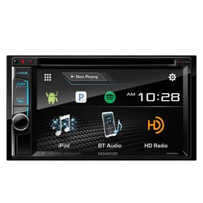 "DDX594 6.2"" eXcelon Touchscreen Receiver with Bluetooth and HD Radio"