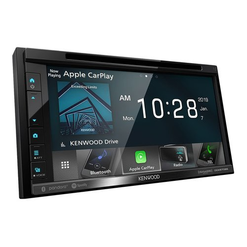 """View Larger Image of DDX6706 6.8"""" DVD Touchscreen Receiver w/ Apple CarPlay & Android Auto"""