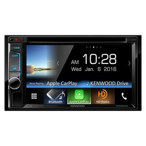 "DDX6903S 6.2"" eXcelon Double-DIN with Apple CarPlay"