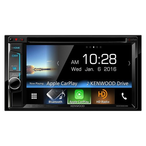 """View Larger Image of DDX6903S 6.2"""" eXcelon Double-DIN with Apple CarPlay"""