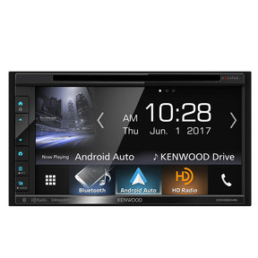 """DDX6904S 6.8"""" Apple CarPlay/Android Auto DVD Touchscreen Receiver"""