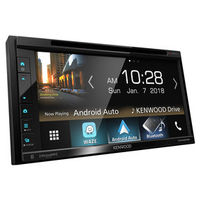 "DDX6905S 6.8"" CD/DVD Touchscreen Receiver w/ Apple CarPlay and Android Auto"