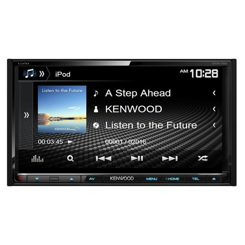 "View Larger Image of DDX793 6.95"" eXcelon Double-DIN DVD Receiver with Bluetooth and HD Radio"
