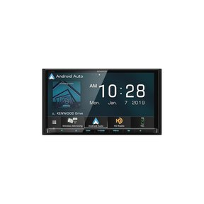 """DDX8906S 6.95"""" DVD Touchscreen Receiver w/ Apple CarPlay & Android Auto"""