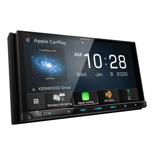 """View Larger Image of DDX9907XR 6.8"""" CD/DVD Receiver w/ Apple CarPlay and Android Auto"""