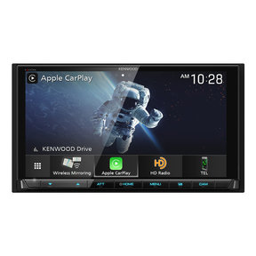 """DMX957XR 6.8"""" Digital Media Touchscreen Receiver w/ Apple CarPlay and Android Auto"""