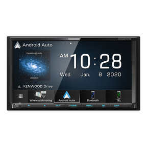 "DMX9707S 6.95"" Digital Media Touchscreen Receiver w/ Apple CarPlay and Android Auto"