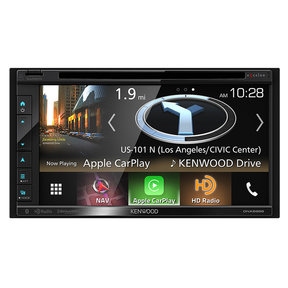 "DNX695S 6.8"" DVD Touchscreen w/ Built-In Garmin Navigation"