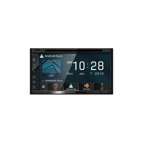 """DNX696S 6.8"""" CD/DVD Touchscreen Receiver w/ Apple CarPlay & Android Auto"""