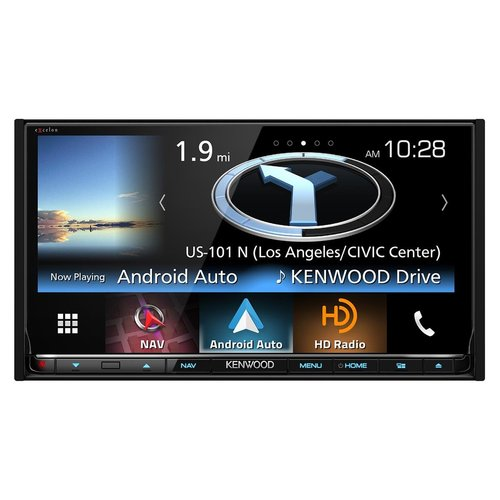 "View Larger Image of DNX893S 6.95"" eXcelon Double-DIN AV Navigation System With Bluetooth"