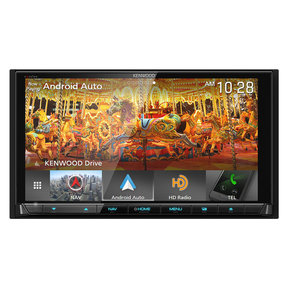 "DNX995S 6.75"" Touchscreen Receiver w/ Built-in Garmin Navigation"
