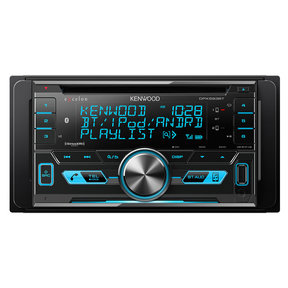 DPX593BT eXcelon Double-DIN CD Receiver w/ Bluetooth