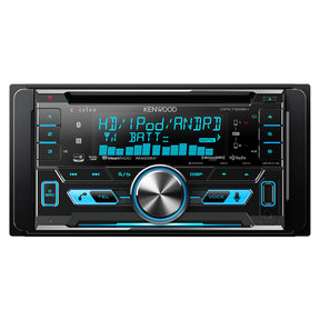 DPX792BH eXcelon Double-DIN CD Receiver With Bluetooth
