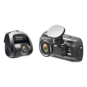 DRV-A601WDP 4K Ultra HD Dual (Front and Rear) Dash Camera System
