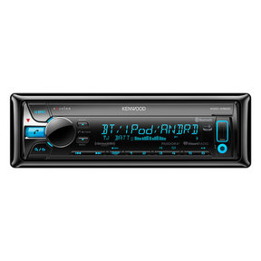 KDC-X500 In-Dash CD Receiver With Built-in Bluetooth