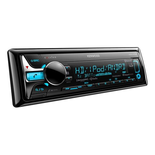 View Larger Image of KDC-X700 eXcelon In-Dash CD Receiver With Bluetooth
