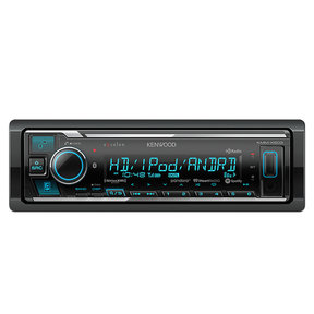KMM-X503 Digital Media Receiver w/ Bluetooth & HD Radio