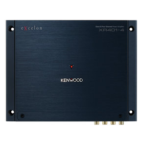 XR401-4 eXcelon 400-Watt 4-Channel Amplifier