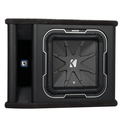 """View Larger Image of 41VL7122 12"""" Q-Class L7 Subwoofer in Ported 2-Ohm Enclosure"""
