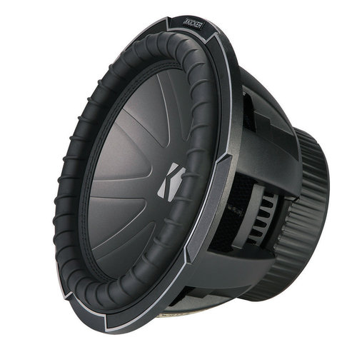 "View Larger Image of 42CWQ122 12"" CompQ Subwoofer w/ Dual 2-Ohm Voice Coils"