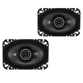 "43CSC464 4x6"" CS 2-way Coaxial Speaker System"