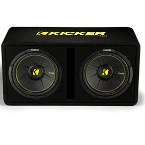 """44DCWC122 Dual 12"""" CompC Subwoofer System"""