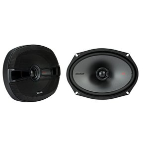 "44KSC6904 6x9"" KS 2-Way Coaxial Speaker System"