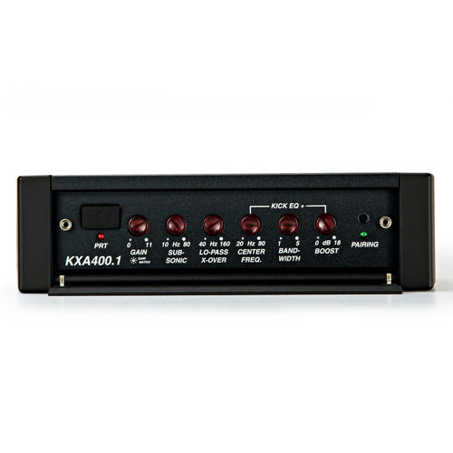 View Larger Image of 44KXA400.1 400W Subwoofer Amplifier