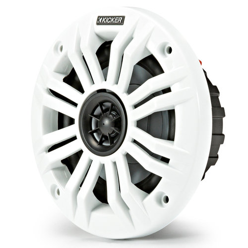 """View Larger Image of 45KM42 4"""" 2-Ohm Marine Coaxial Speakers - Pair"""