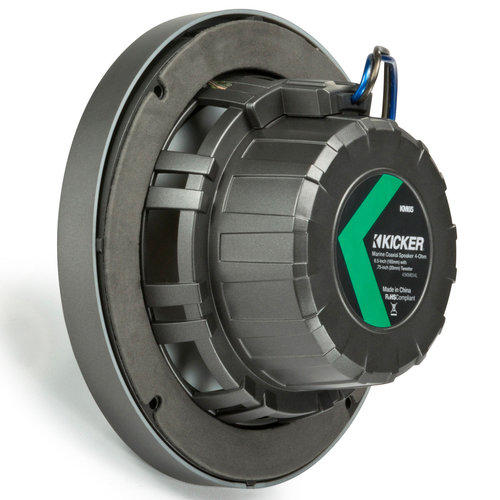 """View Larger Image of 45KM654 6-1/2"""" 4-Ohm Marine Coaxial Speakers - Pair"""