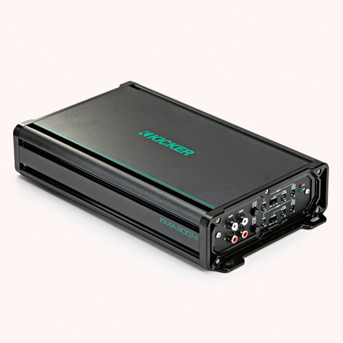 View Larger Image of 45KMA3004 4-Channel 75 x 4 Marine Amplifier