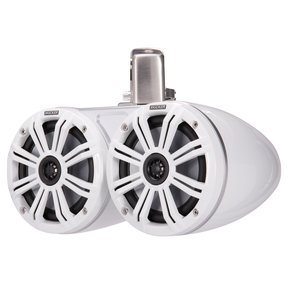 """45KMTDC65 Dual 6-1/2"""" Marine Coaxial Tower System - Pair"""