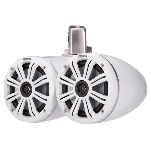 """View Larger Image of 45KMTDC65 Dual 6-1/2"""" Marine Coaxial Tower System - Pair"""