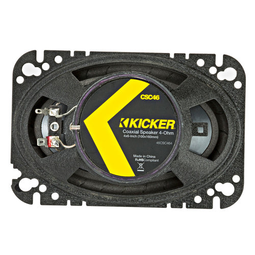 """View Larger Image of 46CSC464 CS-Series 4x6"""" 2-Way Coaxial Speakers"""