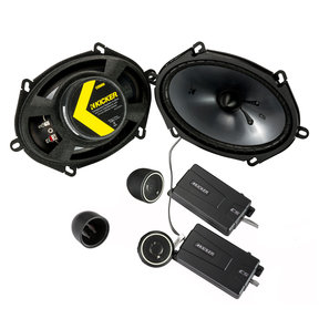 "46CSS684 CS-Series 6x8"" 2-Way Component Speakers"