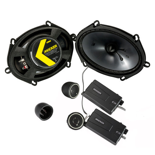 "View Larger Image of 46CSS684 CS-Series 6x8"" 2-Way Component Speakers"