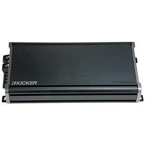 46CXA1800.1 1800-Watt Class D Monoblock Subwoofer Amplifier