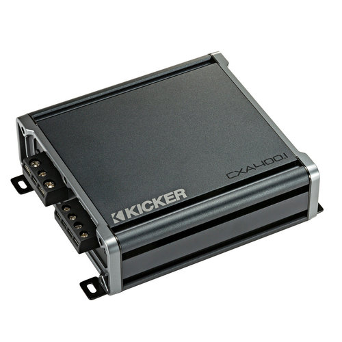View Larger Image of 46CXA400.1 400-Watt Class D Monoblock Subwoofer Amplifier