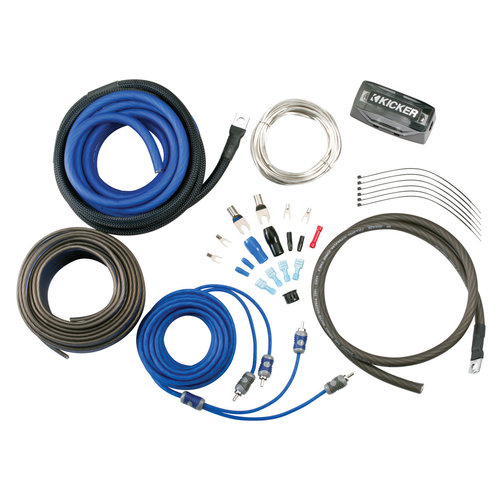 View Larger Image of CK8 8AWG 2-Channel Amplifier Wiring Kit