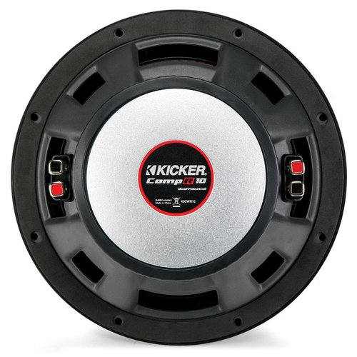 "View Larger Image of CompR 10"" 2-Ohm Subwoofer"