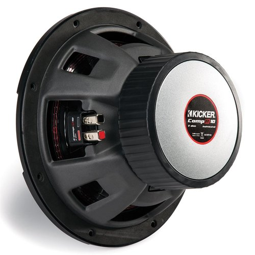 """View Larger Image of CompR 10"""" 2-Ohm Subwoofer"""