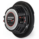 """View Larger Image of 43CWRT81 8"""" Shallow-Mount CompRT 300-Watt Dual 1-Ohm Voice Coil Subwoofer"""