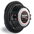 "View Larger Image of 43CWRT81 8"" Shallow-Mount CompRT 300-Watt Dual 1-Ohm Voice Coil Subwoofer"