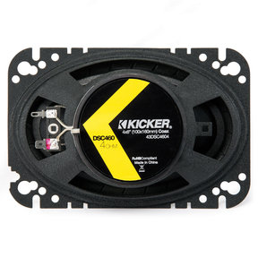"DSC460 DS Series 4x6"" 4-Ohm Coaxial Speaker"