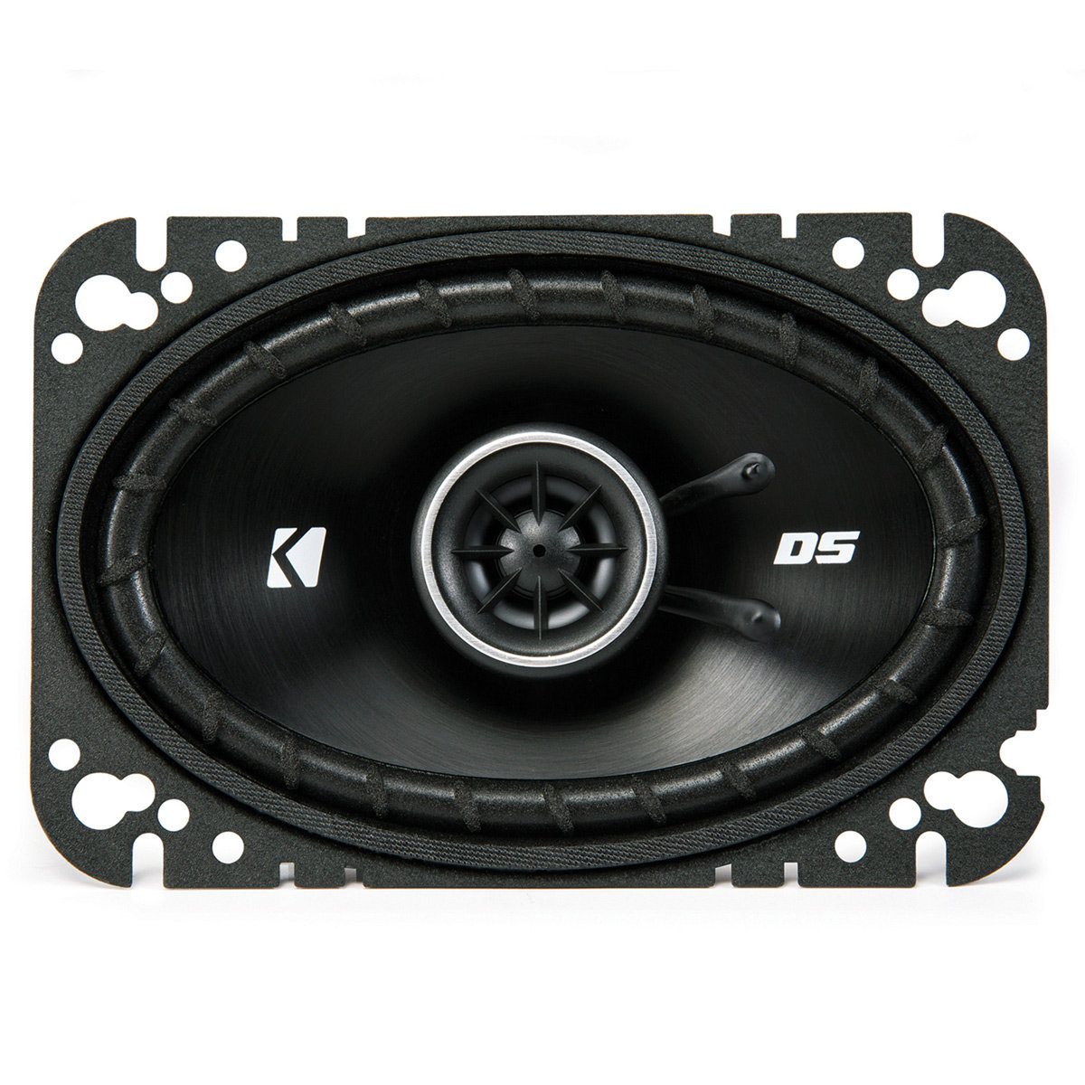 Kicker DSC460 DS Series 4x6 4-Ohm Coaxial Speaker