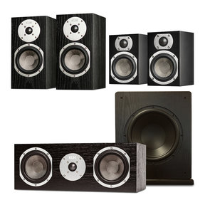 "Albany 5.1 Speaker System with Windsor 10"" Subwoofer"