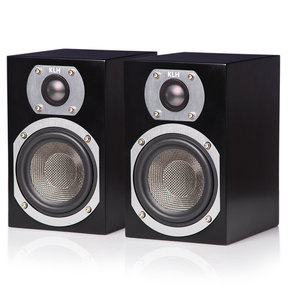Ames 2-Way Bookshelf Speakers - Pair