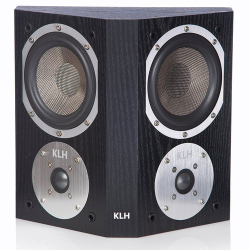 View Larger Image of Beacon Surround Speakers - Pair (Black Oak)