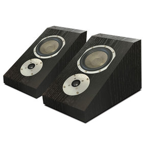 Broadway Dolby Atmos Surround Speakers - Pair (Black Oak)